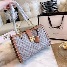 Top European Designer Brands Europe 2019 New Luxury Brand Chain Shoulder Bag Handbag Designer Designer Handbag Fashion Double Shoulder Lady