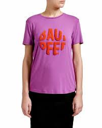 Baum Und Pferdgarten Enye Terry Slogan T Shirt Skandiastyle Com