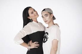the newest face to represent makeup giant cover is 17 year old james charles well known for his make up tutorials and his por insram account