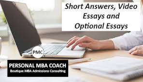 Short Answer Questions Video Essays And Optional Essays