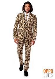 men s opposuits jaguar print costume suit