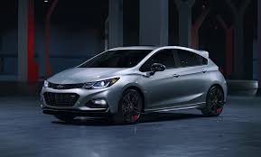 Chevy Cruze Comparison Chart 2018 Chevrolet Cruze Chevy Review Ratings Specs Prices
