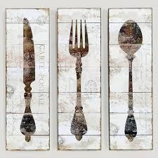 spoon fork knife decor on metal knife fork spoon wall art with spoon fork knife decor left handsintl