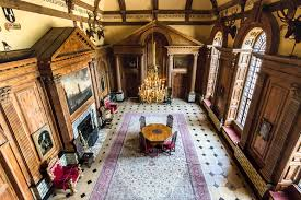 Knebworth House: Countryside Romance - The English Home