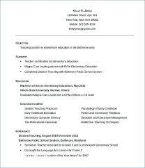 Spanish Teacher Resume Best Resume For Teaching Position New Spanish Teacher Resume