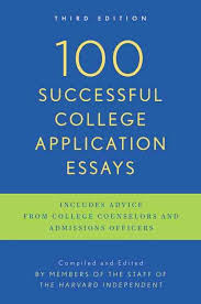 successful college application essays college scholarships  100 successful college application essays