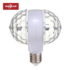 E27 Rgb Led Crystal Magic Ball Light Bulb 3w Colorful Lamp 110v 220v Stage Light 360 Rotation Disco Club Party Pub Bulb Buy Magic Ball Light Led