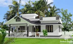 1153 square feet 3 bedroom single floor home design and plan