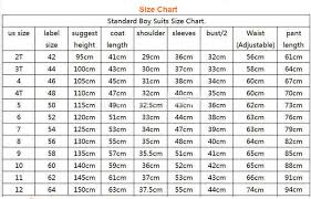 Shawl Size Chart Us 110 99 New Wedding Suit Boy Kid White Grooms Tuxedos Shawl Lapel Boys Suits Two Piece Groomsmen Slim Fit Two Button Kids Blazer In Suits From
