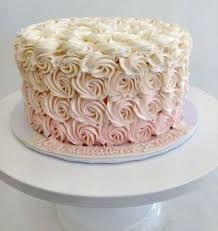 Bridal Shower Cakes Fluffy Thoughts Cakes Mclean Va And