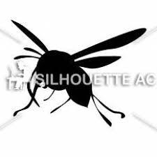 羽根虫シルエット イラストの無料ダウンロードサイトシルエットac