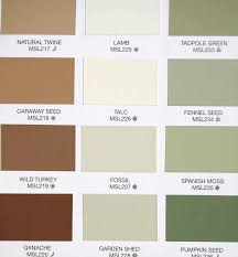 Home Depot Paint Colors Exterior