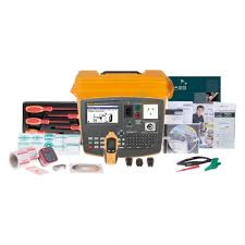 Fluke Tester Comparison Chart Fluke 6500 2 Pat Tester Pat Business Kit With Software Bundle 2
