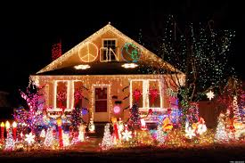 outside christmas lighting ideas. Christmas Lights Decoration On House Exterior Outside Lighting Ideas D