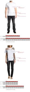 Id Ideology Size Chart Affliction Alternative Clothing Unique Edgy Tattoo