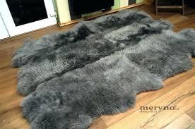 costco sheepskin rug windward uk lamb costco sheepskin rug