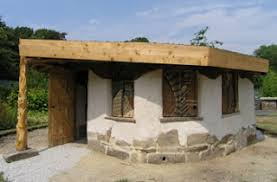 if you fancy building your own garden office consider using cob a very old building technique which combines earth straw sand and water in a sturdy way building a garden office