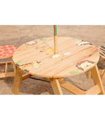 kids outdoor table and chairs set sunny safari collection side tables outdoor table and chairs