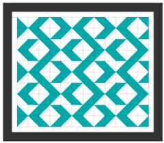 Chevron Quilt Pattern Gorgeous Tutorial48 Chevron Quilt