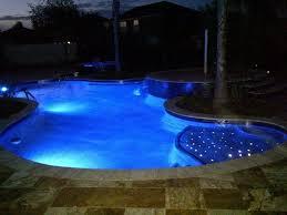 fiber optic lighting pool. fiber optic pool lights lighting o