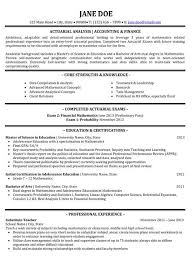 click here to download this actuarial analyst resume template httpwww accounting student resume examples