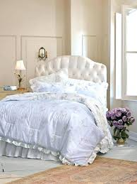 chic comforter sets shabby chic white comforter classic bedroom design with lilac ruffle shabby chic bedding chic comforter sets