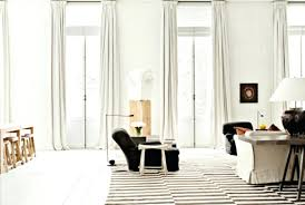 Curtains For White Walls White And Cream Bedroom Color Scheme ...