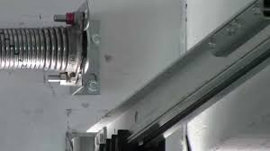 enclosed garage door springs. **Very Unusual** Garage Door Spring System Enclosed Springs
