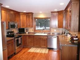 Red Birch Cabinets Kitchen Birch Cabinets Kitchen