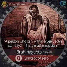 Image result for BRAHMAGUPTA