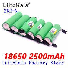 <b>18650 battery</b>
