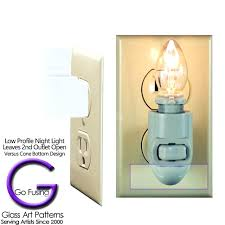 Chicco Night Light With Sensor Switch Cover Led Bulb C7 Low Profile