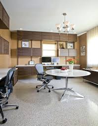 mid century modern office. And Mid Century Modern Inspired Creative Office Decor