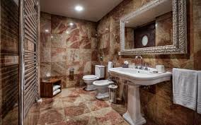 Amazing Luxurious Hotel Bathroom In World Eva Furniture
