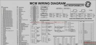 ddec v wiring wiring diagram h8  at Detroit 60 Ser Ddec3 Ecm Wiring Diagram