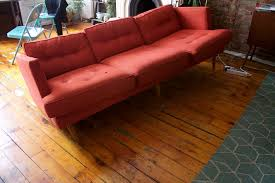 one couch from west elm so