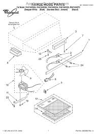 whirlpool wp883340 switch rotary 3 speed fan part diagram