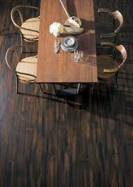 Teragren says its Portfolio Collection of bamboo flooring is a  wide-plank product that's