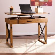 narrow office desks. Long Beach Calder Writing Desk Narrow Office Desks E