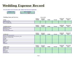 Wedding Excel Checklist Wedding Planner Checklist Excel Free Wedding Template