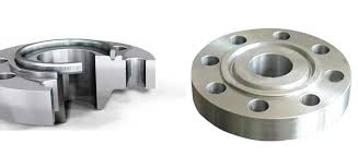 Ring Type Joint Flange Stainless Steel Rtj Flanges