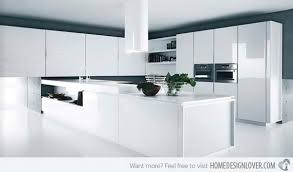 Small Picture Modern Kitchen White Best Modern White Kitchens Ideas Only On