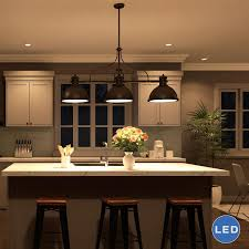 over kitchen island lighting. Perfect Kitchen Lighting That Gives Stair Landing Meanwhile Other Items Are Located  In One Strategic Spot To Deliver Bright Beams Like Installed Above Kitchen Island On Over Kitchen Island Lighting E
