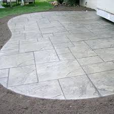 stamped concrete patio. Stamped Concrete Patio Innovative Cement Designs Best Ideas About Patios On Pictures M