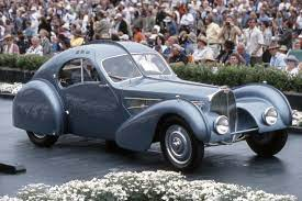 This perfect 1:8 scale recreation of the bugatti 57sc atlantic is modelled on chassis 57374 as it was originally delivered to victor rothschild, 3rd baron rothschild, in 1936. The Bugatti Revue Bugatti Type 57sc Atlantic Coup De Grace