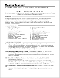 Quality Control Resume Samples Appealing Quality Control Managers Resume 24 Resume Ideas 1