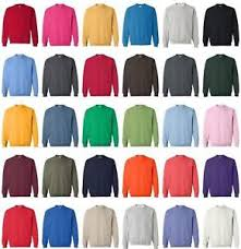 Jerzees T Shirt Size Chart Details About Jerzees New Mens Size S M L Xl Pullover Nublend Crewneck Sweatshirt 562