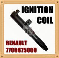 new ignition coil 7700875000 7700107177 7700113357 for renault clio scenic f4r megane laguna kangoo