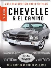 1979 el camino wiring diagram images 1964 77 chevelle el camino restoration parts catalog