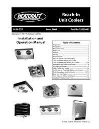 condensing units bohn refrigeration